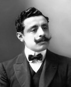 Pedro Paulet, director de El Peruano entre 1907 y 1911.
