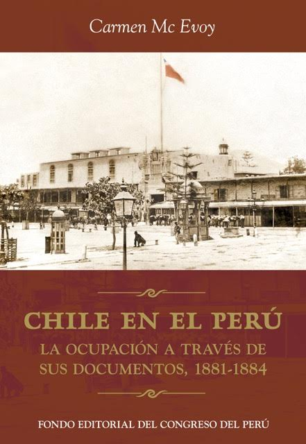 Portada Chile en el Perú